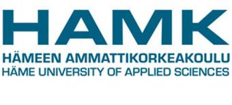 HAMK logo ja yhteystiedot
